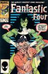 Fantastic Four #275 comic books - cover scans photos Fantastic Four #275 comic books - covers, picture gallery