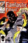 Fantastic Four #278 comic books - cover scans photos Fantastic Four #278 comic books - covers, picture gallery