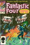 Fantastic Four #279 comic books - cover scans photos Fantastic Four #279 comic books - covers, picture gallery