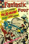 Fantastic Four #28 Comic Books - Covers, Scans, Photos  in Fantastic Four Comic Books - Covers, Scans, Gallery