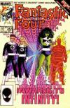 Fantastic Four #282 comic books - cover scans photos Fantastic Four #282 comic books - covers, picture gallery