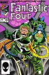 Fantastic Four #283 comic books - cover scans photos Fantastic Four #283 comic books - covers, picture gallery