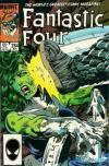 Fantastic Four #284 comic books - cover scans photos Fantastic Four #284 comic books - covers, picture gallery