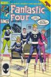 Fantastic Four #285 comic books - cover scans photos Fantastic Four #285 comic books - covers, picture gallery