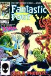 Fantastic Four #286 comic books - cover scans photos Fantastic Four #286 comic books - covers, picture gallery