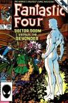 Fantastic Four #288 comic books - cover scans photos Fantastic Four #288 comic books - covers, picture gallery