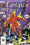 Fantastic Four #289 comic books - cover scans photos Fantastic Four #289 comic books - covers, picture gallery