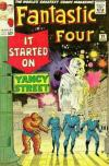 Fantastic Four #29 comic books - cover scans photos Fantastic Four #29 comic books - covers, picture gallery