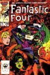 Fantastic Four #290 comic books - cover scans photos Fantastic Four #290 comic books - covers, picture gallery