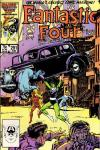 Fantastic Four #291 comic books - cover scans photos Fantastic Four #291 comic books - covers, picture gallery