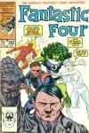Fantastic Four #292 comic books - cover scans photos Fantastic Four #292 comic books - covers, picture gallery