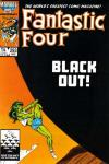 Fantastic Four #293 comic books - cover scans photos Fantastic Four #293 comic books - covers, picture gallery