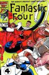 Fantastic Four #294 Comic Books - Covers, Scans, Photos  in Fantastic Four Comic Books - Covers, Scans, Gallery