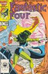 Fantastic Four #295 comic books - cover scans photos Fantastic Four #295 comic books - covers, picture gallery