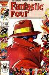 Fantastic Four #296 comic books - cover scans photos Fantastic Four #296 comic books - covers, picture gallery