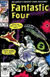 Fantastic Four #297 comic books - cover scans photos Fantastic Four #297 comic books - covers, picture gallery