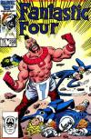 Fantastic Four #298 comic books - cover scans photos Fantastic Four #298 comic books - covers, picture gallery