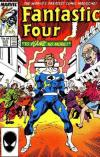 Fantastic Four #302 comic books - cover scans photos Fantastic Four #302 comic books - covers, picture gallery