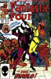Fantastic Four #307 comic books - cover scans photos Fantastic Four #307 comic books - covers, picture gallery