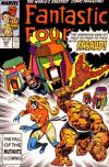 Fantastic Four #309 Comic Books - Covers, Scans, Photos  in Fantastic Four Comic Books - Covers, Scans, Gallery