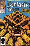Fantastic Four #310 comic books - cover scans photos Fantastic Four #310 comic books - covers, picture gallery