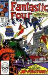 Fantastic Four #312 comic books - cover scans photos Fantastic Four #312 comic books - covers, picture gallery