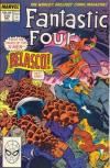 Fantastic Four #314 comic books - cover scans photos Fantastic Four #314 comic books - covers, picture gallery