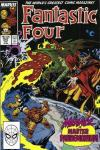Fantastic Four #315 Comic Books - Covers, Scans, Photos  in Fantastic Four Comic Books - Covers, Scans, Gallery