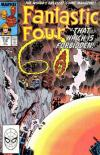 Fantastic Four #316 Comic Books - Covers, Scans, Photos  in Fantastic Four Comic Books - Covers, Scans, Gallery