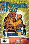 Fantastic Four #317 comic books - cover scans photos Fantastic Four #317 comic books - covers, picture gallery
