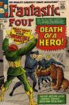 Fantastic Four #32 Comic Books - Covers, Scans, Photos  in Fantastic Four Comic Books - Covers, Scans, Gallery