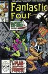 Fantastic Four #321 Comic Books - Covers, Scans, Photos  in Fantastic Four Comic Books - Covers, Scans, Gallery