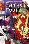 Fantastic Four #322 comic books - cover scans photos Fantastic Four #322 comic books - covers, picture gallery