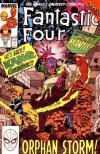 Fantastic Four #323 comic books - cover scans photos Fantastic Four #323 comic books - covers, picture gallery