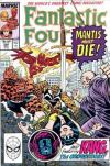 Fantastic Four #324 comic books - cover scans photos Fantastic Four #324 comic books - covers, picture gallery