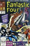Fantastic Four #326 comic books - cover scans photos Fantastic Four #326 comic books - covers, picture gallery