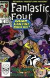Fantastic Four #328 Comic Books - Covers, Scans, Photos  in Fantastic Four Comic Books - Covers, Scans, Gallery