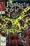 Fantastic Four #330 comic books - cover scans photos Fantastic Four #330 comic books - covers, picture gallery