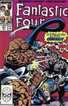 Fantastic Four #331 comic books - cover scans photos Fantastic Four #331 comic books - covers, picture gallery