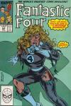 Fantastic Four #332 comic books - cover scans photos Fantastic Four #332 comic books - covers, picture gallery