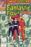 Fantastic Four #334 comic books - cover scans photos Fantastic Four #334 comic books - covers, picture gallery