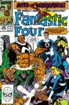 Fantastic Four #335 comic books - cover scans photos Fantastic Four #335 comic books - covers, picture gallery