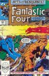 Fantastic Four #336 comic books - cover scans photos Fantastic Four #336 comic books - covers, picture gallery