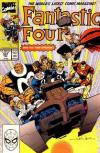 Fantastic Four #337 comic books - cover scans photos Fantastic Four #337 comic books - covers, picture gallery