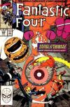 Fantastic Four #338 comic books - cover scans photos Fantastic Four #338 comic books - covers, picture gallery