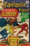 Fantastic Four #34 Comic Books - Covers, Scans, Photos  in Fantastic Four Comic Books - Covers, Scans, Gallery