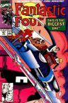 Fantastic Four #341 Comic Books - Covers, Scans, Photos  in Fantastic Four Comic Books - Covers, Scans, Gallery