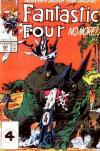 Fantastic Four #345 comic books - cover scans photos Fantastic Four #345 comic books - covers, picture gallery