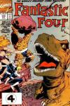 Fantastic Four #346 Comic Books - Covers, Scans, Photos  in Fantastic Four Comic Books - Covers, Scans, Gallery
