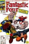 Fantastic Four #348 comic books - cover scans photos Fantastic Four #348 comic books - covers, picture gallery